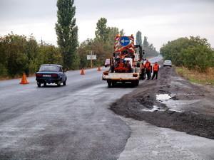 На ремонт трассы Одесса-Рени выделили еще 54 миллиона гривен