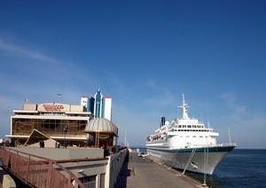 Еще два круизных лайнера отменили свои визиты в Одессу