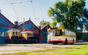 В Одессе отремонтировали еще один троллейбус (ФОТО)