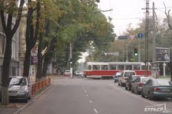 Одесские транспортники за два дня восстановили движение трамваев и троллейбусов (ФОТО)