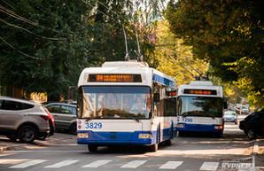 В Днепр поставят два белорусских троллейбуса, которые могут ездить без проводов на аккумуляторах
