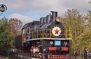 Старые украинские паровозы нанесли на интерактивную карту