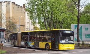 В Кривом Роге намерены взять в лизинг 30 городских автобусов большой вместимости