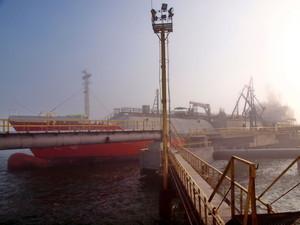 В этом году нефть в портах Украины шла только через Одессу