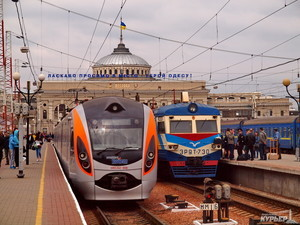 Пассажирский поезд Одесса - Константиновка до 17 ноября будет ежедневным