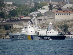 Черноморский судостроительный завод отремонтировал очередное судно
