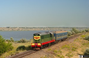 Последний поезд в Рени могут отменить