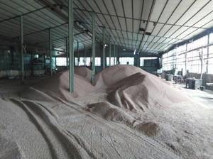 В Херсонском порту арестовали зерно (ФОТО)