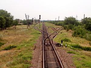 Железная дорога привезла 1700 вагонов стройматериалов для ремонта дорог на юге Одесской области