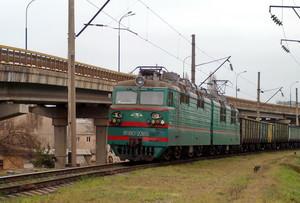 Железную дорогу в Одесский порт будут реконструировать