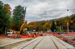 Во Львове завершается строительство трамвая на Сихов (ФОТО)