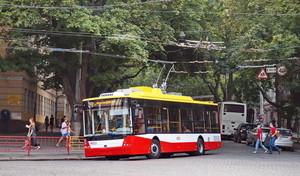 В Одессу закупили 5 новых троллейбусов: их привезут до конца года