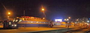 """Поезд """"Интерсити"""" сообщением Киев-Одесса получит новую остановку в Подольске"""