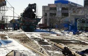 На оккупированном сепаратистами Донбассе закрывают железнодорожный узел Дебальцево