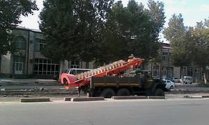 Во втором по величине городе Узбекистана начали строить трамвайную линию (ФОТО)