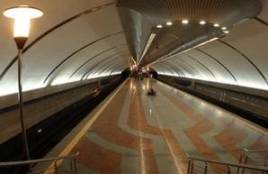 Киевское метро планирует массовую замену эскалаторов