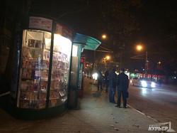 По улице Сегедской в Одессе вновь пошли троллейбусы (ФОТО)