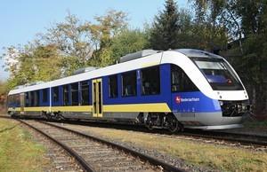 В Германии определились, где будет курсировать первый водородный поезд