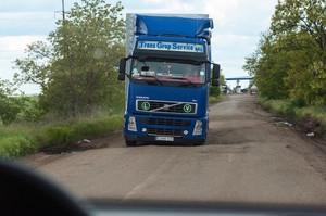 """Укравтодор"" намерен ввести плату за пользование дорогами грузовиками"