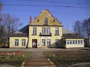 В Польше модернизируют узловую станцию ширококолейной железной дороги