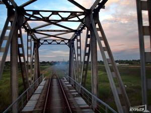 На юге Одесской области начали восстанавливать железную дорогу
