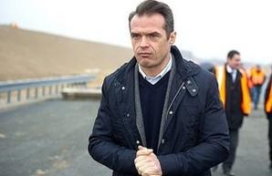 Славомир Новак пообещал достроить трассу Одесса-Рени