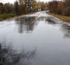 Под Одессой отремонтировали еще один участок дороги (ФОТО)