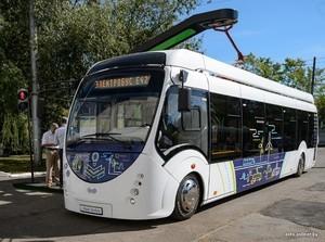 В Минске выйдут на маршруты электробусы собственного производства