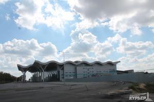 Одесский аэропорт показывает рост пассажиропотока