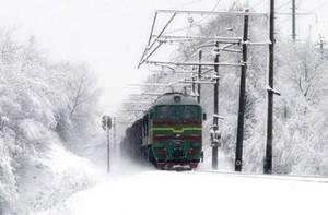 Пассажирские поезда уже ходят по графику