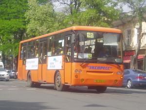 Кривой Рог не смог взять в лизинг городские автобусы