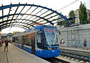 Киев получит почти полтора миллиарда гривен от Европейского банка на городской транспорт