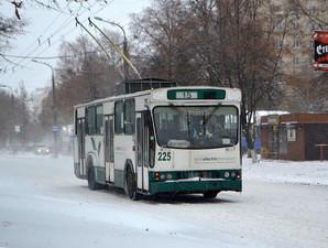 Луцк планирует приобрести 30 троллейбусов и построить новую линию