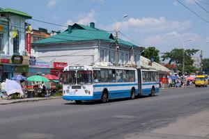 Сумы планируют приобрести 22 троллейбуса на средства еврокредита