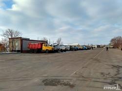 Кистион категорически недоволен работой одесского автодора (ФОТО)