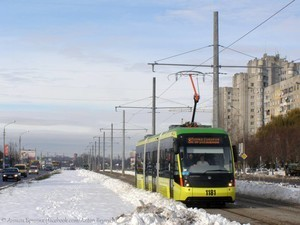 Во Львове открылся новый маршрут трамвая на Сихов (ФОТО)