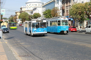 Власти Винницы купят в кредит 40 троллейбусов за 8 млн. евро.