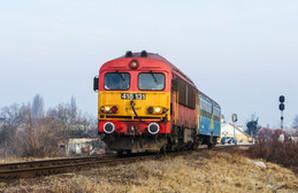 В Закарпатье могут пойти пассажирские поезда из Венгрии по евроколее