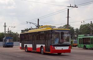 Одесский исполком будет гарантировать кредит ЕБРР на 45 троллейбусов