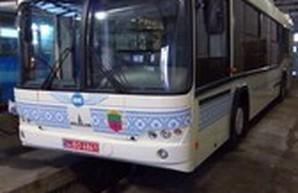 В Запорожье начались поставки купленных в этом году городских автобусов