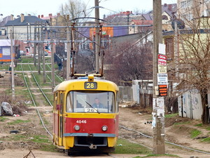 В Одессе опять не ходят трамваи