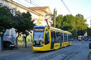 В Чехии впервые за сто лет купили импортные трамваи - у швейцарской компании, но белорусского производства