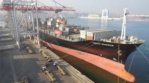 Реконструкция одного из причалов Одесского порта обойдется в 864 миллион