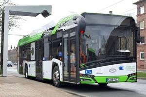 В Одессе планируют закупить электробусы для первого нетрадиционного маршрута