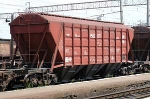 """""""Укрзализныця"""" закупит 1070 вагонов-зерновозов в 2017 году"""