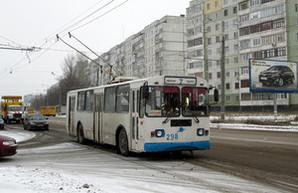 В Сумах построили новую троллейбусную линию (ФОТО)