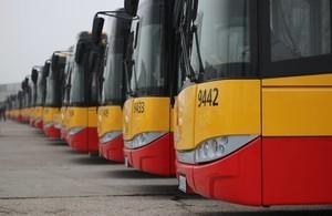 В столице Польши начал работать крупнейший частный автобусный перевозчик (ФОТО)