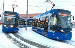 В Киев везут польские трамваи PESA