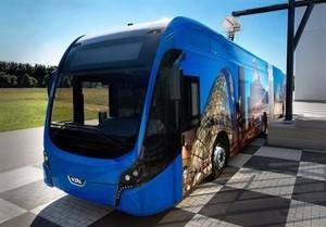 В голландском Эйндховене запускают внушительный парк электробусов