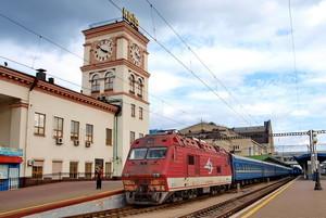 В Закарпатье запускают ночной скорый поезд из Киева